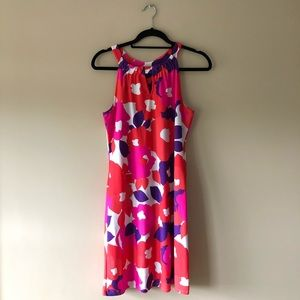 Jude Connally floral printed sleeveless dress
